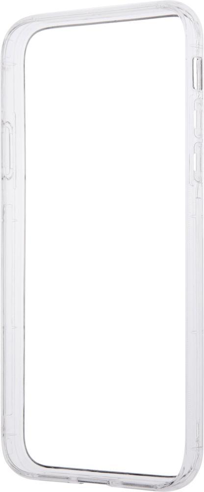 Бампер InterStep Bumper для Apple iPhone 11 (прозрачный), серый  - купить со скидкой