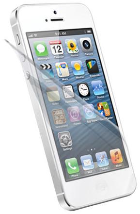 Защитная пленка и стекло для телефона Belkin F8W179cw3 iPhone SE/5/5C/5S (3шт)