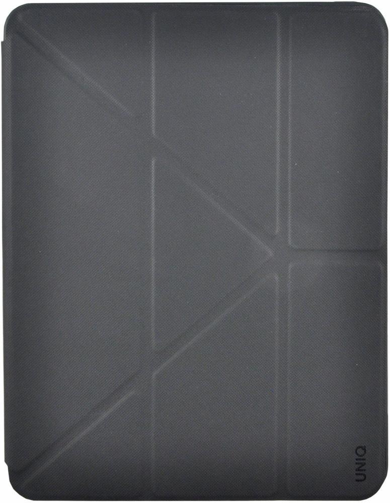 Чехол-книжка Uniq Transforma Rigor для Apple iPad Pro 11 2018 (черный)