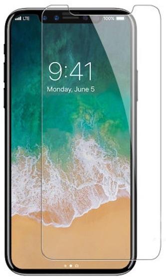 Защитное стекло Luxcase Glass для Apple iPhone X (глянцевое)