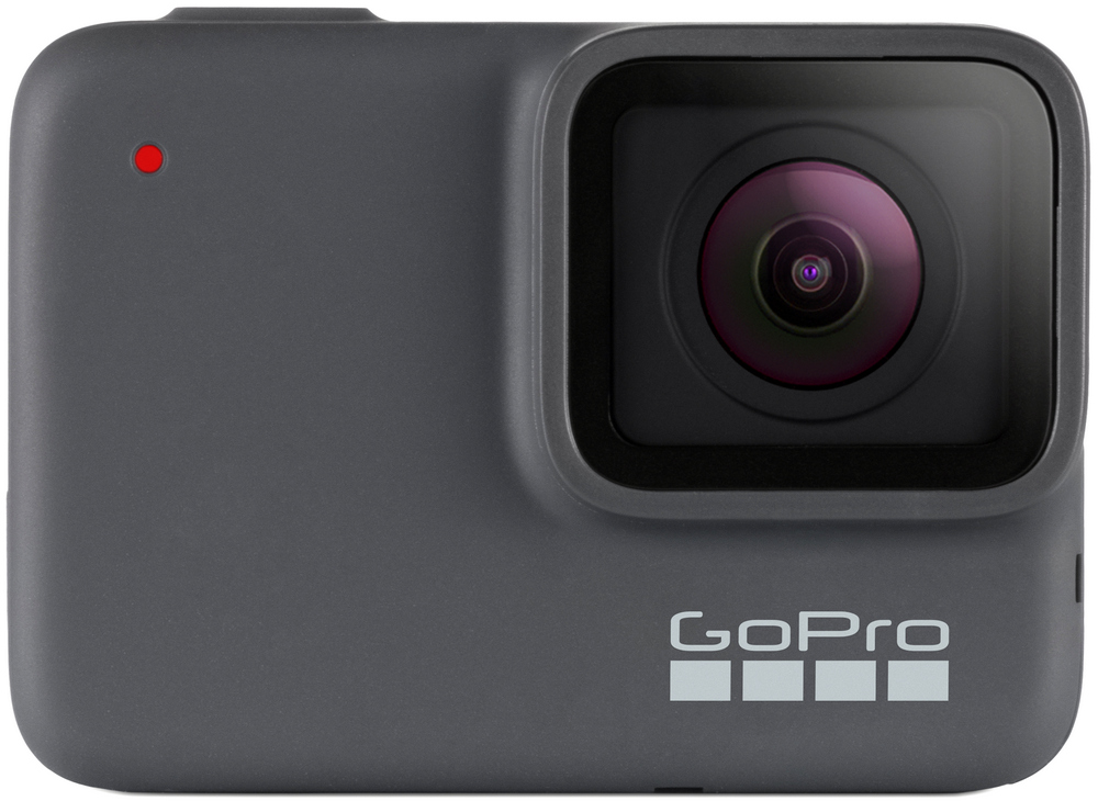Экшн-камера GoPro HERO7 Silver Edition