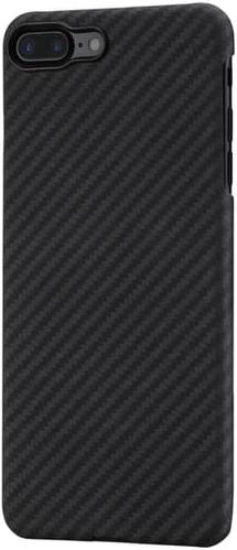 Клип-кейс Pitaka для Apple iPhone 8 Plus/7 Plus (черно-серый)