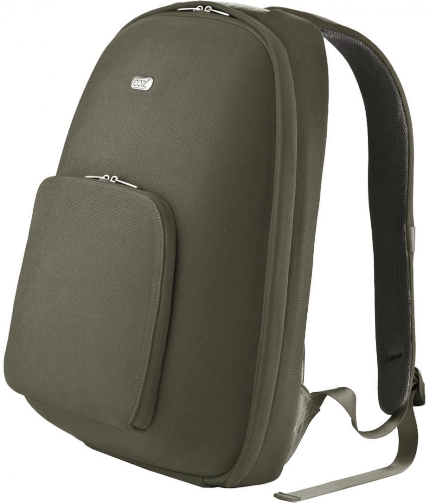 Рюкзак Cozistyle Canvas Urban Backpack Travel (темно-серый)