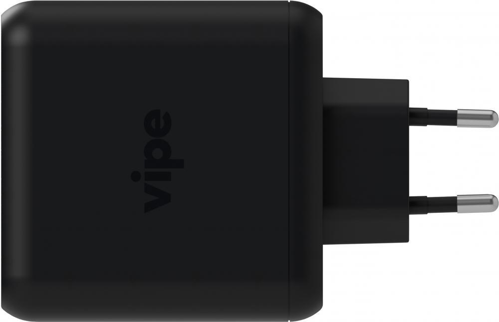 Сетевое зарядное устройство Vipe Travel Station M VPTST60W (черный)
